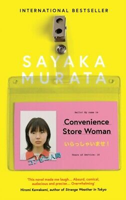 Convenience Store Woman, 9781846276842