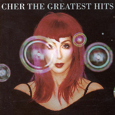 Cher, Cher - Greatest Hits, Good Import, Limited Edition, Origina