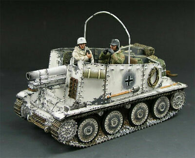 King & Country BBG001 GERMAN GRILLE SPG Battle of the Bulge, Mint
