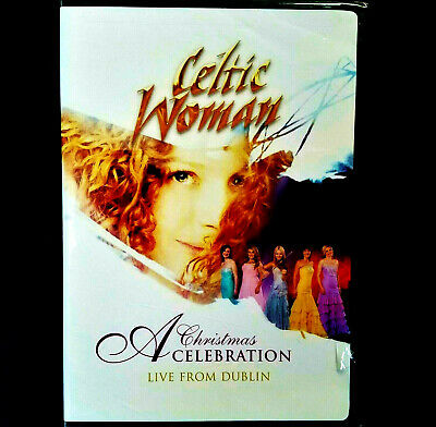 Celtic Woman: A Christmas Celebration Live from Dublin DVD - Brand New Sealed