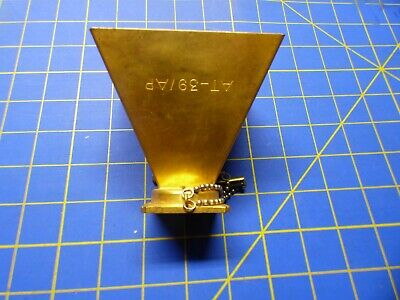 WR112 Waveguide Horn 7Ghz to 10.5Ghz  WR-112  Wave Guide Horn AT-39/AP
