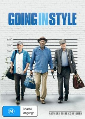 Going In Style (2016) [New Dvd]