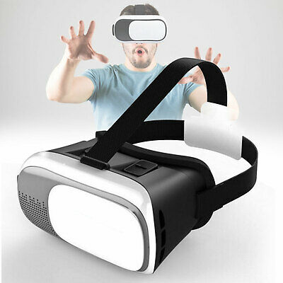 Virtual Reality VR Headset 3D Glasses Headset for Android IOS iPhone Samsung