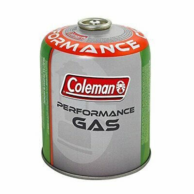 Coleman C300/C500 Performance Screw On Gas Cartridge, for Camping Stoves,