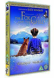 The Fox And The Child (DVD, 2008)