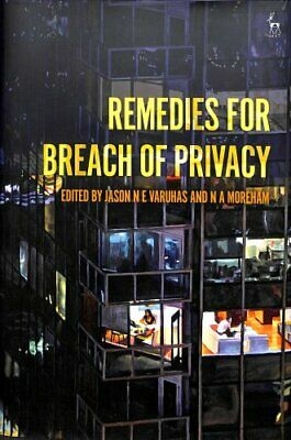 Remedies for Breach of Privacy by Jason NE Varuhas 9781509915606 | Brand New