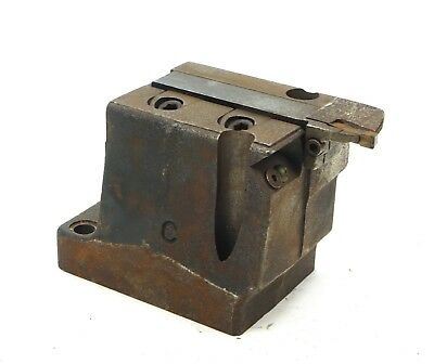 Muratec MT12 Turret Radial Knee Plain Turning Holder with Square Shank Toll