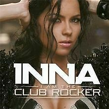 I Am The Club Rocker by Inna   CD   condition very good