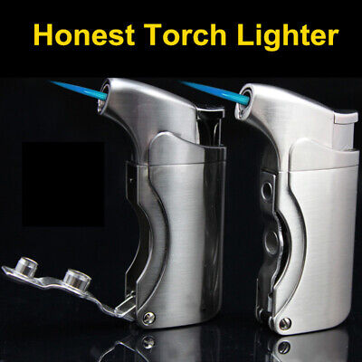 Windproof Honest Torch Cigarette Cigar Refill Butane Gas Lighter + Pipe Tools