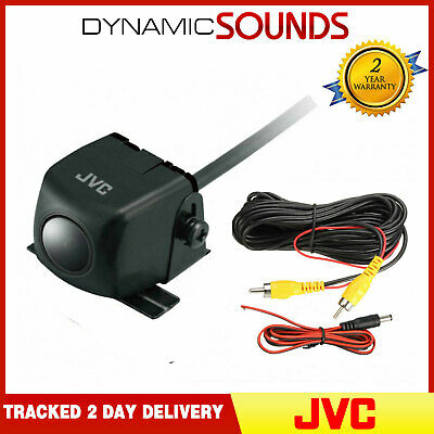 "JVC KV-CM30 1/4"" Waterproof Colour CMOS Car Van Rear Reverse Parking Cam Camera"