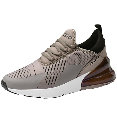 online store cb8a3 9ec1d Men's Air Cushion Sports Running Jogging Outdoor Athletic Sneakers Max 270  Shoes