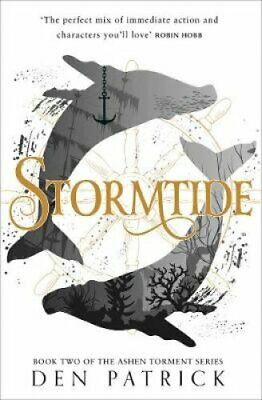 Stormtide by Den Patrick 9780008228163 | Brand New | Free UK Shipping