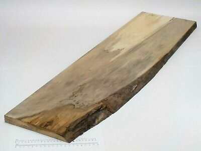 Waney Bordes Spalted Inglés Lima Madera Junta. 300X 28X 1150mm. Plank. 3235