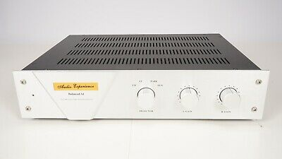Audio Experience Balanced A1 Vacuum Tube Stereo Preamplifier - Audiophile