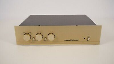 Conrad Johnson PV10 Vacuum Tube Preamplifier with Phono Stage  12AT7 12AX7 12AU7