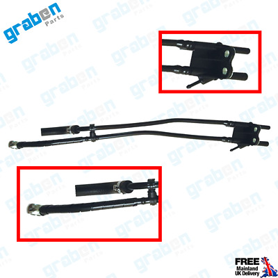Fuel Hose Pipe For Fiat Ducato Iii / Iveco Daily 2.3 Jtd 2006+ 504375094