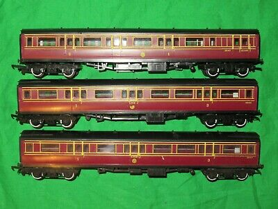 Oo Scale The Cheapest Price Tri-ang Hornby R27 Gwr Ex Caledonian Coach