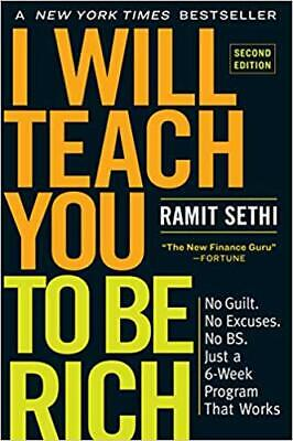 I Will Teach You to Be Rich, Second Edition by Ramit Sethi [eBooks, BEST OFFER]