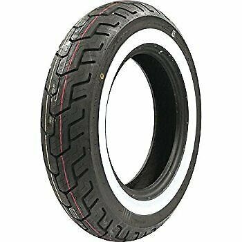 Dunlop D401 Med White Wall (150/80 B16) (71H) TL Rear Motorcycle Tyre
