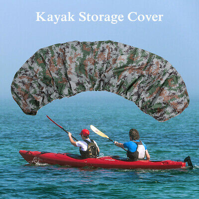Accessories Sporting Goods 2.7-3 Meters Kayak Canoe Boat Storage Cover Waterproof Sun Protection Cover