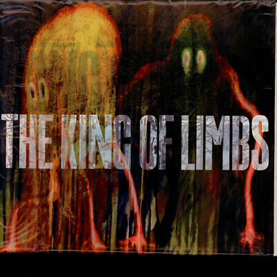 "Radiohead - The King Of Limbs (Vinyl 210""+CD+All Media - 2011 - UK - Original)"