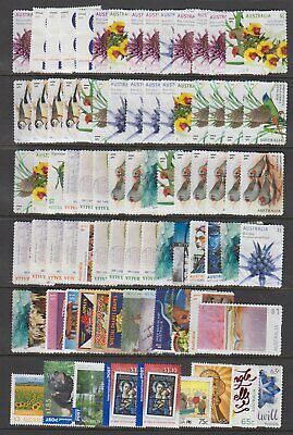 Australia Selection Of $100+ Mng  Stamps (Jm063)