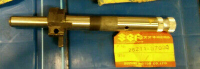Genuine Suzuki  B100  B105  B120  Kt120  Tc120  Kick Start Shaft    26211-07000