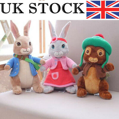 UK Cute Peter Rabbit Beatrix Potter Plush Toys Collection for Baby gifts 30CM