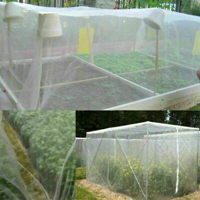Animal Garden Net Plant Crops Protect Mesh Bird Insect Netting Vegetables Pest