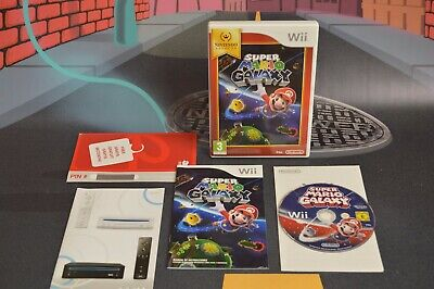Super Mario Galaxy Selects Nintendo Wii Combined Shipping