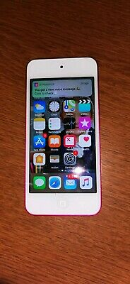 Ipod touch 6th generation Pink 16 Gb