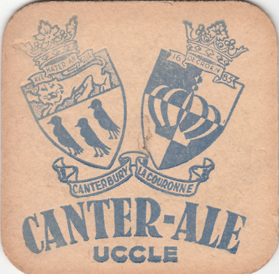 Canter-Ale uccle 2 faces