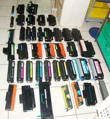 Stock Lot Toner Sold out for Laser Printers hp Lexmark Samsung Epson