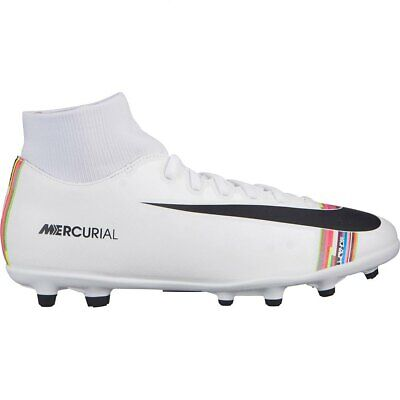 Taille Football Chaussures Superfly Homme Pro 6 Fg Blanc Nike N0Ok8PXZnw