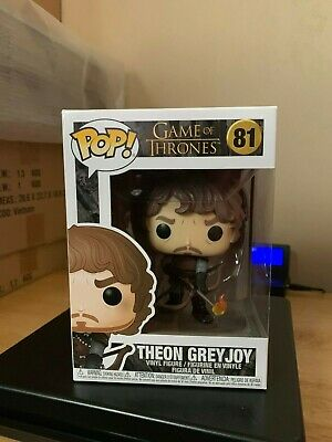 Funko POP! TV Game Of Thrones Theon Greyjoy with Flaming Arrow - Pre-Order - NEW