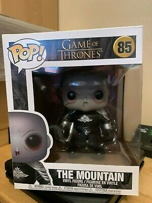 Funko POP! TV Game of Thrones 6 inch The Mountain Unmasked - IN STOCK - NEW
