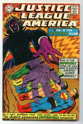 Justice League of America #59 (Mike Sekowsky) Silver Age-DC FN/VF   {50% OFF}