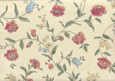 LAST CHANCE 2 rolls Thomas Strahan Historic Colonial, Early American Wallpaper