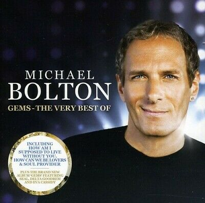Michael Bolton - Gems: Very Best Of New Cd