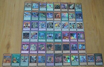 Yu Gi Oh! Breakers Of Shadow Bosh-De Allemand Common Super Secret Rare 1.