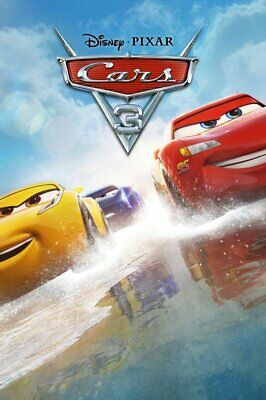 SALE BN Cars 3 You Choose BluRay & Case & Puzzle or DVD Disney Pixar Animated