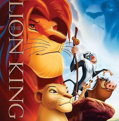 BN The Lion King You Choose 4K Bluray, Bluray, or DVD Disney Rewards