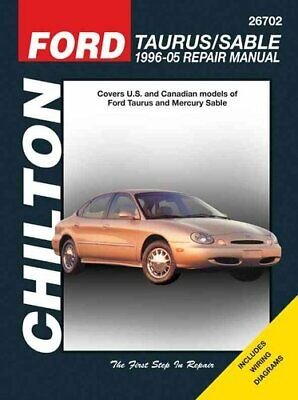 Ford Taurus/Sable (96 - 05) by Haynes Manuals Inc (Paperback, 2006)