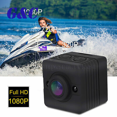 SQ12 Mini  HD 1080P Waterproof Camera Sport Action Camera DV Camcorder