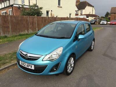 Vauxhall Corsa 1.3 CDTI Active ac eco. 5 door. Only £30 road tax! New MOT and...
