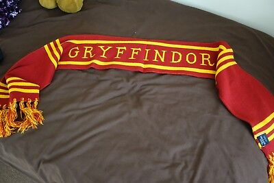 Harry Potter Gryffendor scarf, new