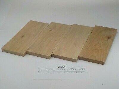 4 Roble Inglés Madera Boards. 150X 380X 23mm. Tablón,Estante,Madera,Craft. 3224
