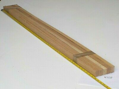 5 Roble Inglés Madera Battens. 25X 40X 1380mm. Tablillas Palos Listones Tiras