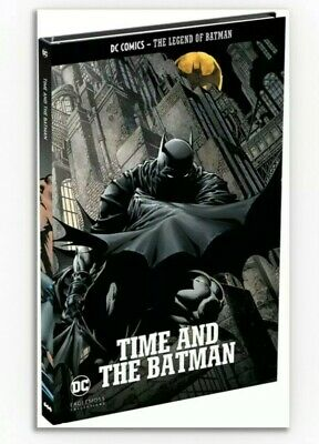 Dc Comics The Legend Of Batman Graphic Novel #37 Time And The Batman - Pre-Order