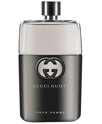 1b2a09849 Gucci Guilty Pour Homme Eau de Toilette 10ml or 8ml Men's Travel Sample  Atomizer